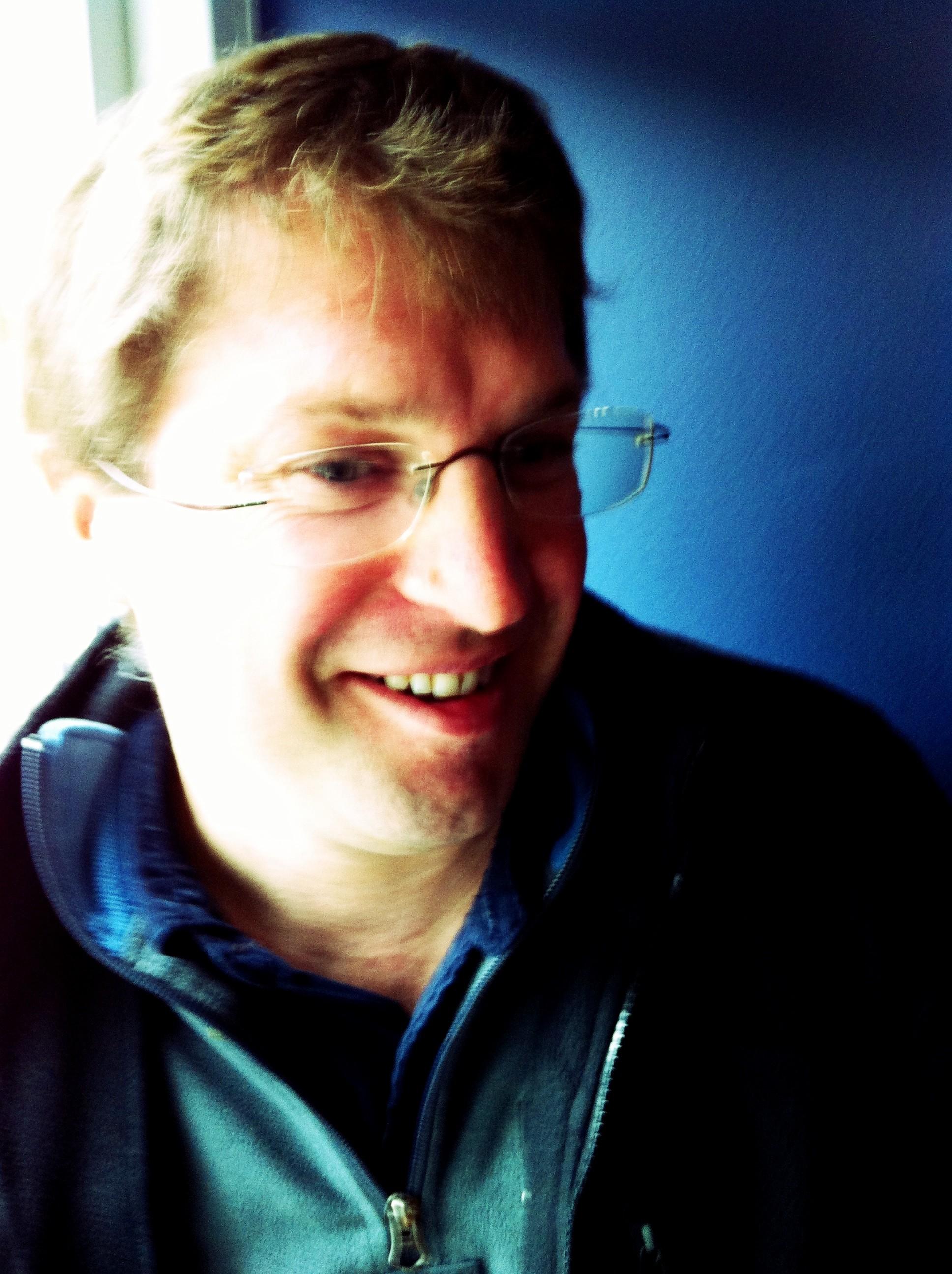 Simon Scott Director Garden Landscaping in East Sussex