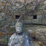 Garden Sculpture, focal point, Italian design for garden