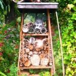 garden Bug hotel