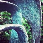 Barbara Hepworth sculpture arches