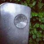 Barbara Hepworth sculpture round circle detail