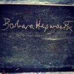 Barbara Hepworth signature