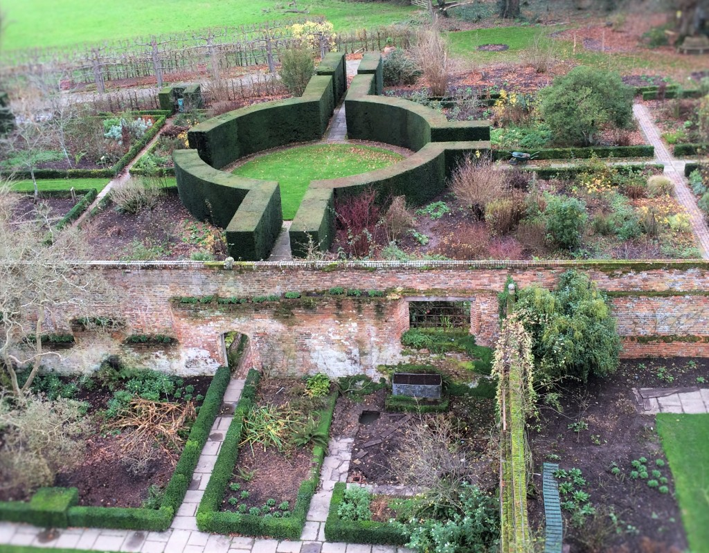 sissinghurst winter garden small simon scott landscaping
