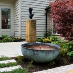 Picture of a inner courtyard garden space
